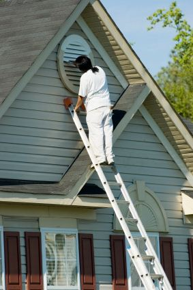 Exterior painting in Medford, NJ.