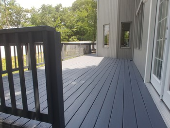 Cherry Hill Area Deck Staining & Restoration